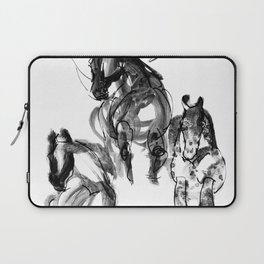 Horses (Stud) Laptop Sleeve
