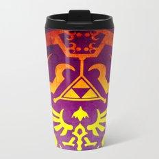 Zelda Shield II Metal Travel Mug