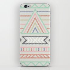 Pyramid ELM THE PERSON iPhone & iPod Skin