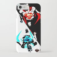 anonymous iPhone & iPod Cases featuring anonymous by Flo Zero