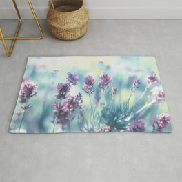 #Lavender #summer #beauty #dreams Rug