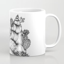 CACTUSNAIL Coffee Mug