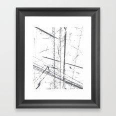 6a Framed Art Print
