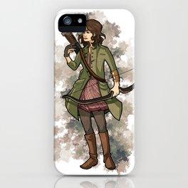 Allison iPhone Case
