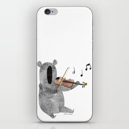Mr. Stubbs  iPhone & iPod Skin