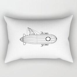 Drunship  Rectangular Pillow