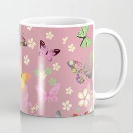 Butterfly 3 Coffee Mug