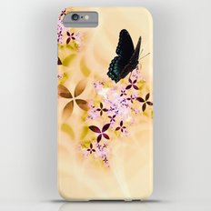 Butterfly paradise Slim Case iPhone 6 Plus