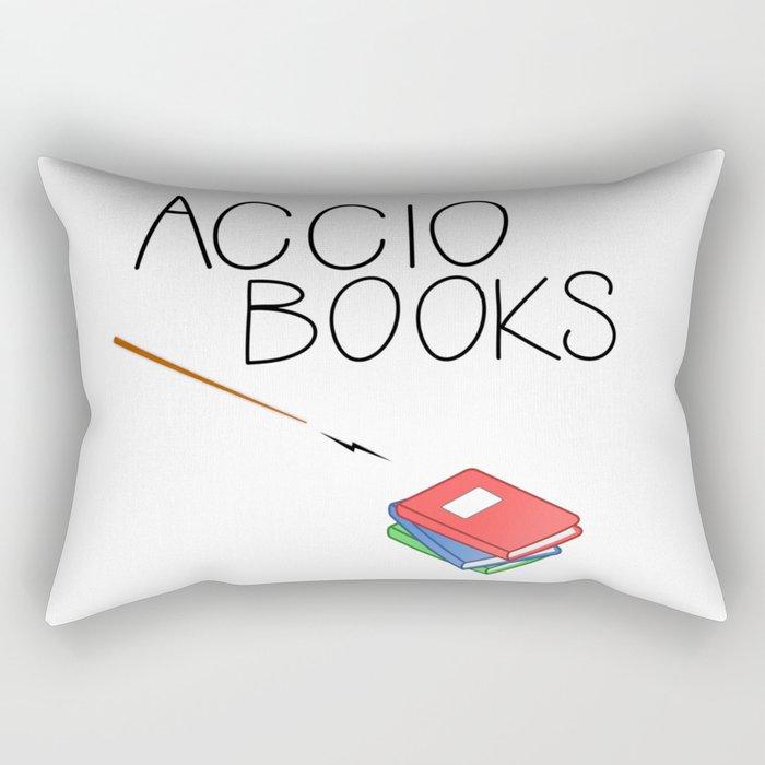 ACCIO BOOKS Rectangular Pillow