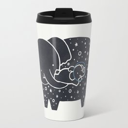 Because you love me Travel Mug