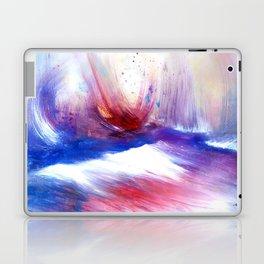 Cloud Shores by Nadia J Art Laptop & iPad Skin
