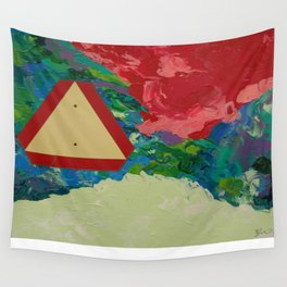 Yield Wall Tapestry