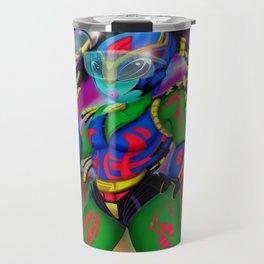 Alien Wear Travel Mug