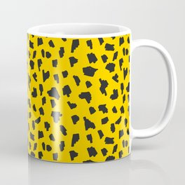 Wild Yellow Fall 2018 Collection Coffee Mug