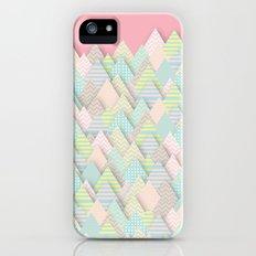 Forest Pastel iPhone (5, 5s) Slim Case