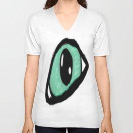Eye of Eyes Unisex V-Neck