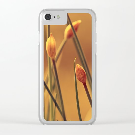 Allium 175 Clear iPhone Case