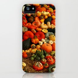 Bountiful Harvest iPhone Case