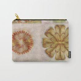 Sportsmanship Denuded Flowers  ID:16165-043357-97360 Carry-All Pouch