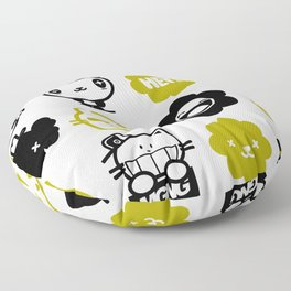 MGNG LOGOS Floor Pillow