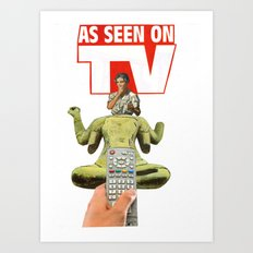 The New Religion Art Print