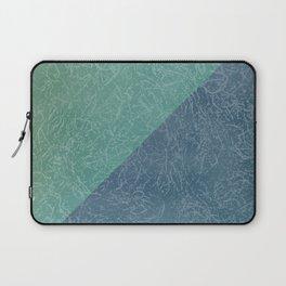 Sea Texture Laptop Sleeve