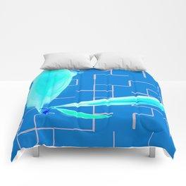 Pillow Blues Comforters