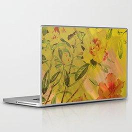 hi-def hibiscus Laptop & iPad Skin