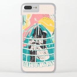 beauty standard Clear iPhone Case