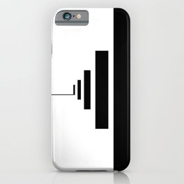 SOMEWHERE IN NOWHERE iPhone Case