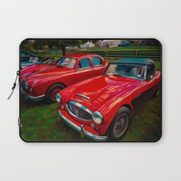 Austin Healey British Sports Car Laptop Sleeve