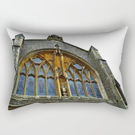 St Mary Star Of The Sea Church Rectangular Pillow