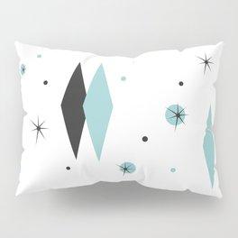 Vintage 1950s Mid Century Modern Design Pillow Sham
