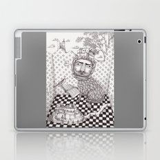 The Lion's Story Hour Laptop & iPad Skin