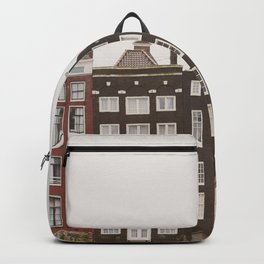 Amsterdam Crooked Row Backpack