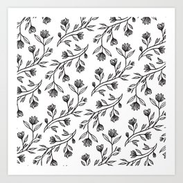 Thornecliff Art Print