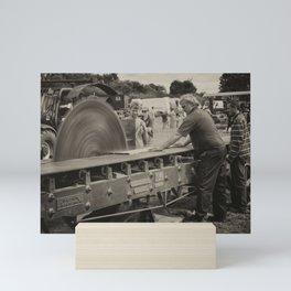 Rack Bench  Mini Art Print