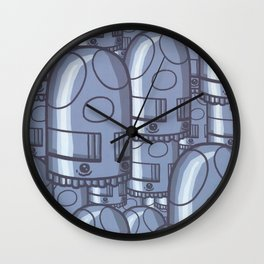 Jellybean Army Wall Clock