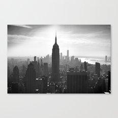 New York, USA. Canvas Print