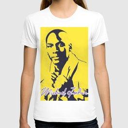 basketball player art 3 T-shirt