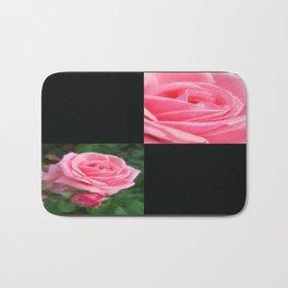 Pink Roses in Anzures 2 Blank Q2F0 Bath Mat