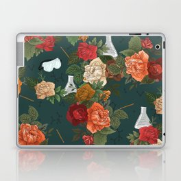 Chemistry Floral Laptop & iPad Skin