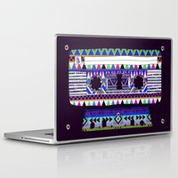 tape Laptop & iPad Skins featuring Mix Tape # 10 by Bianca Green