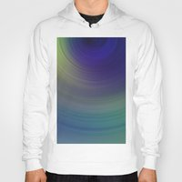 blur Hoodies featuring Blur 1 by Andrea Gingerich