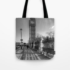 Big Ben, London Tote Bag