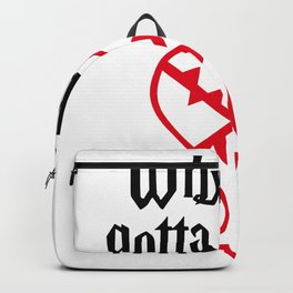 Heartless Merchandise Backpack