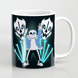 Sans the Skeleton Coffee Mug
