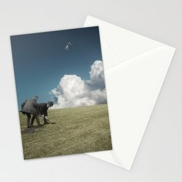 Kiteman Stationery Cards
