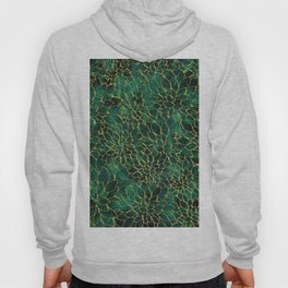 Floral Abstract 40 Hoody
