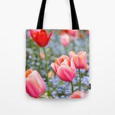 Keukenhof Tulips - Amsterdam Tote Bag